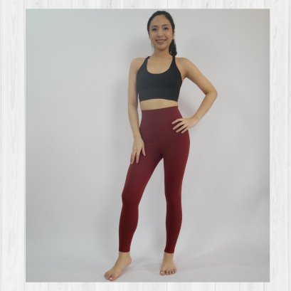 BASIC LEGGINGS - RED แดง