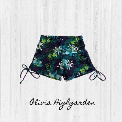 Yoga Shorts - Olivia Highgarden