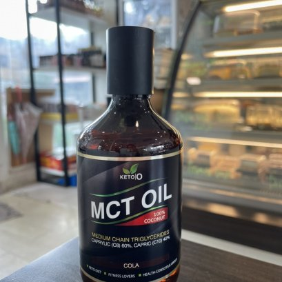 mct oil Cola