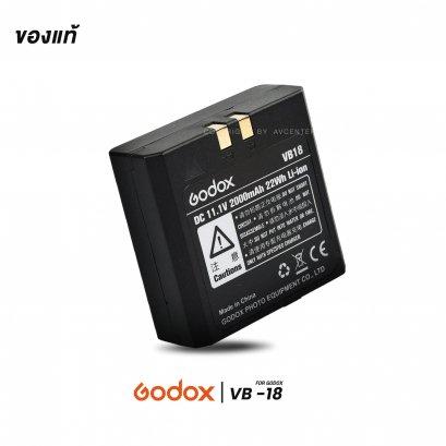 แบตเตอรี่ Godox VB - 18