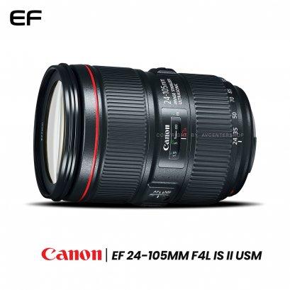 Canon Lens EF 24-105mm F/4L IS MarkII USM