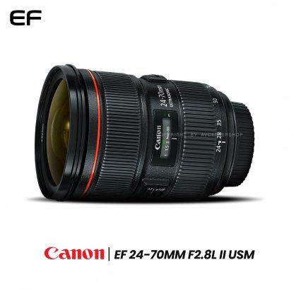 Canon Lens EF 24-70 mm. F2.8L II USM