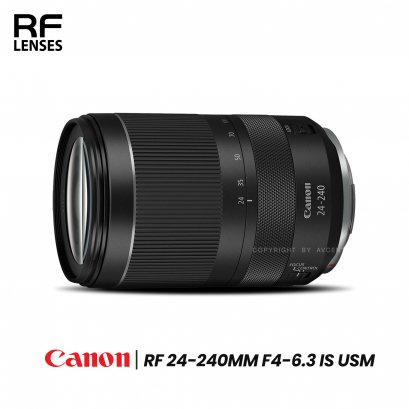 Canon Lens RF 24-240 mm. F4-6.3 IS USM
