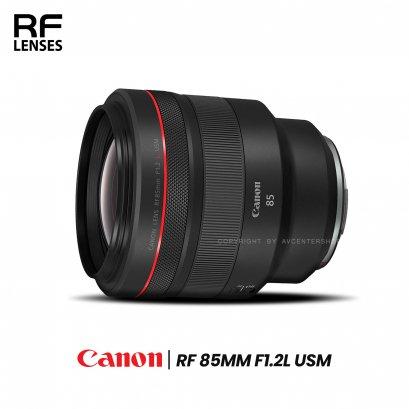 Canon Lens RF 50 mm. F1.2L USM