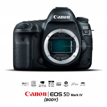 Canon 5D MARK IV (Body)