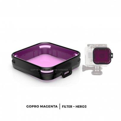 GoPro Magenta Filter - Hero3