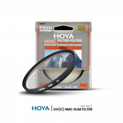 HOYA UV(C) HMC Slim Filter 4.9