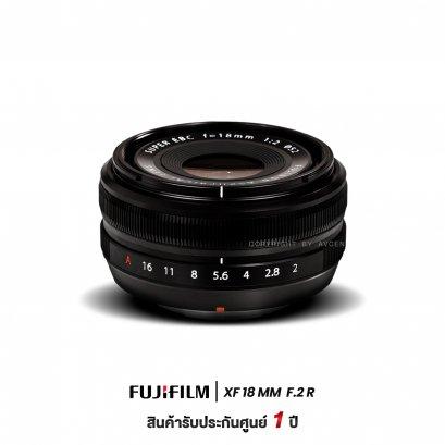 Fujifilm XF 18 mm. F2 R