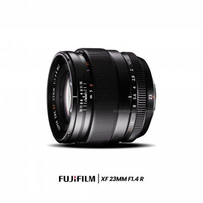 Fujifilm Lens XF 23 mm. F1.4 R