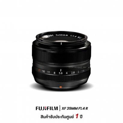Fujifilm Lens XF 35 mm. F1.4R