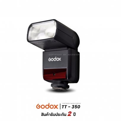 GODOX FLASH  TT350 Speedlite 1/8000s HSS