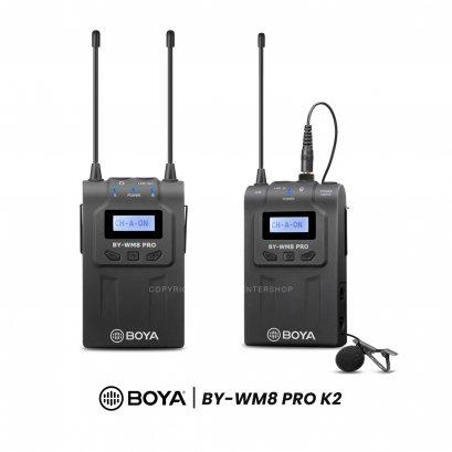BOYA Microphone BY-WM8 Pro K2