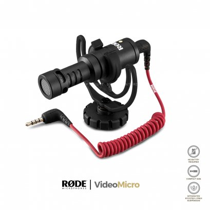 Microphone Rode Video Micro