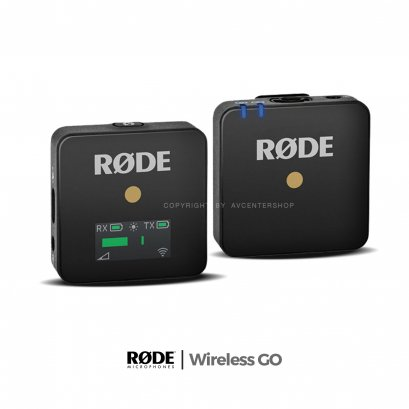 RODE Microphone Wireless GO