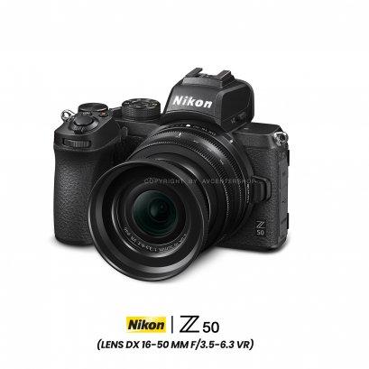 Nikon Z50 Lens DX 16-50 mm f/3.5-6.3 VR