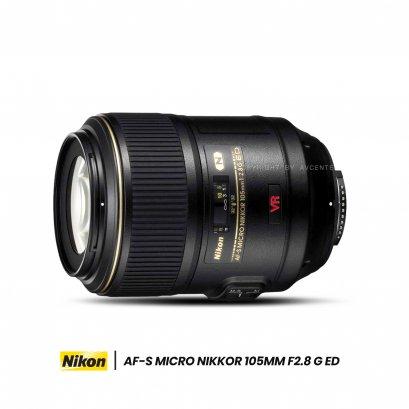 Nikon Lens AF-S 105mm f/2.8G IF-ED VR Micro-Nikkor