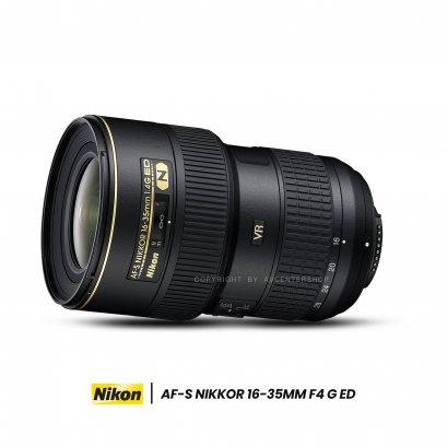 Nikon Lens 16-35mm f/4G ED VR