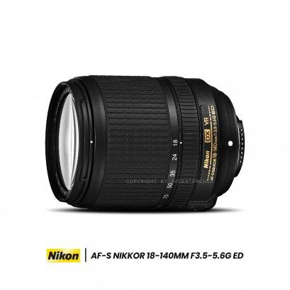 Nikon Lens AF-S DX NIKKOR 18-140mm f/3.5-5.6G ED