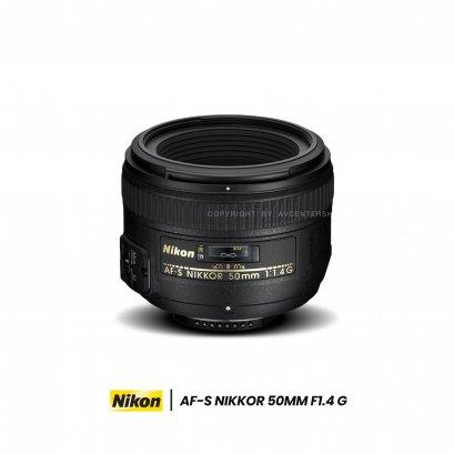 Nikon Lens AF-S NIKKOR 50mm f/1.4G