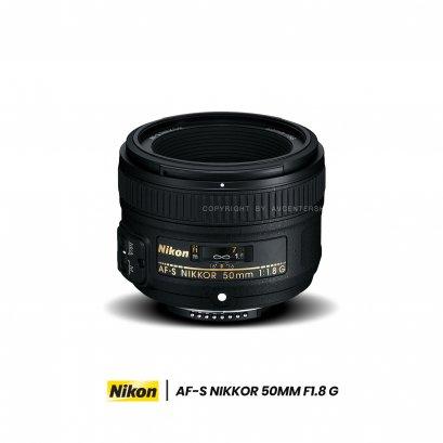 Nikon Lens AF-S 50 mm. F1.8 G