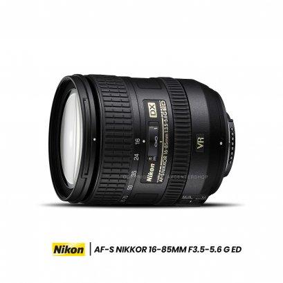 Nikon Lens AF-S 16-85mm f/3.5-5.6G ED VR