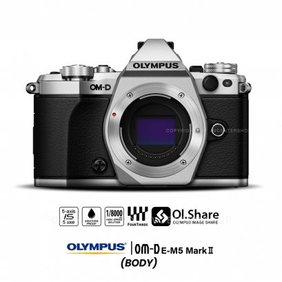 Olympus OMD E-M5 Mark2 II (Body)