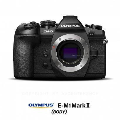 Olympus Camera OM-D E-M1 Mark II Body