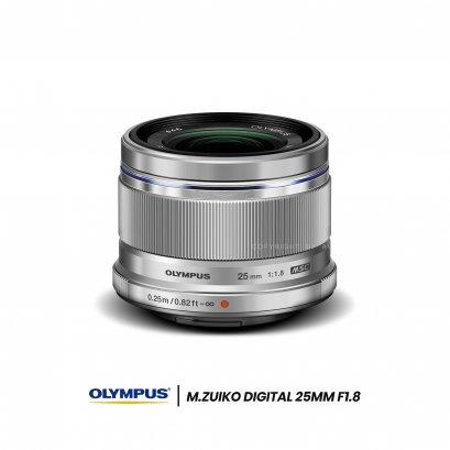 Olympus Lens M.Zuiko 25 mm. F1.8