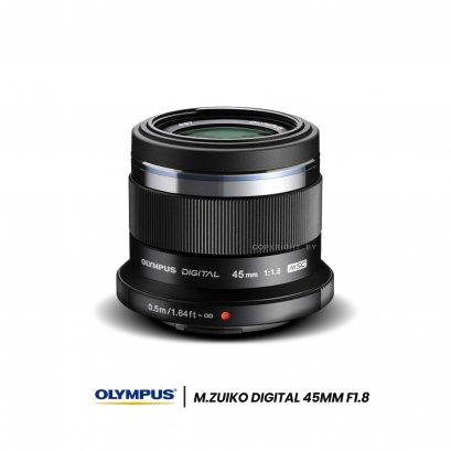 Olympus Lens M.Zuiko 45 mm. F1.8