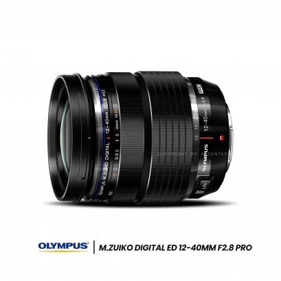 Olympus Lens M. Zuiko Digital ED 12-40 mm. F2.8 PRO