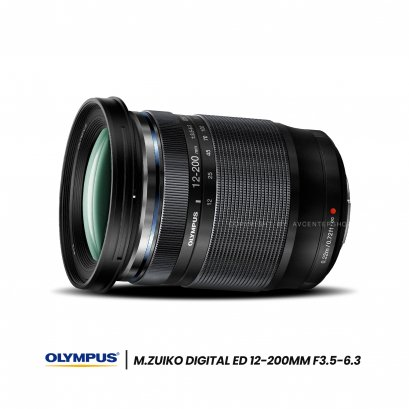 Olympus Lens M Zuiko Digital ED 12-200mm F/3.5-6.3