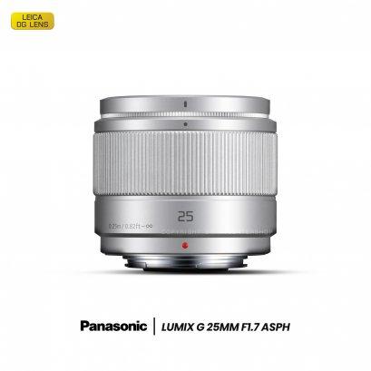 Panasonic Lens G 25 mm. F1.7 ASPH