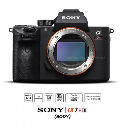 Sony A7R Mark3 III ( Body)