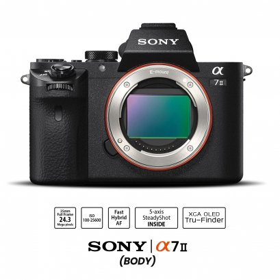 Sony  A7 mark2 II  ( Body )
