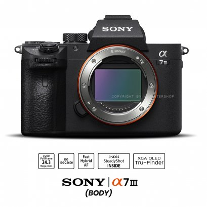 Sony A7 Mark3 III  ( Body )