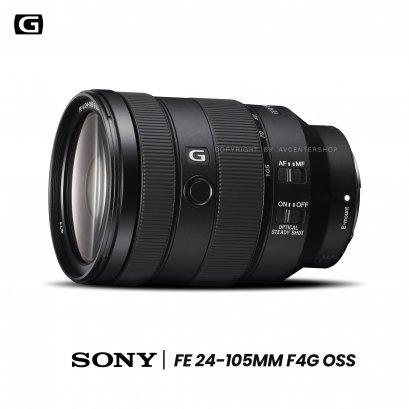 Sony Lens FE 24-105 mm. F4G OSS