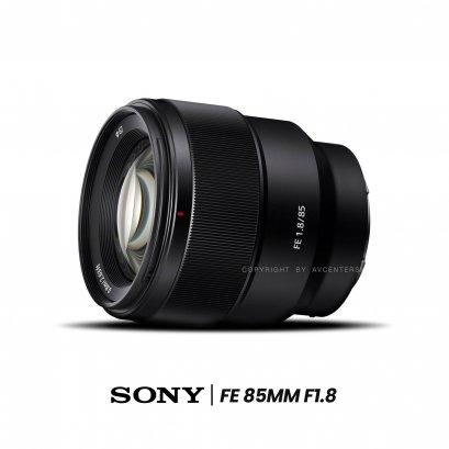 Sony Lens FE 85 mm. F1.8