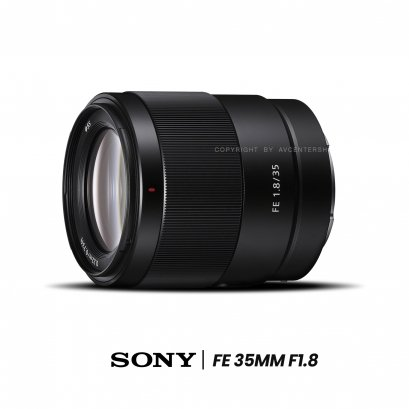Sony Lens FE 35 mm. F1.8