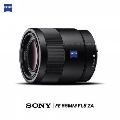 Sony Lens FE 55 mm. F1.8 ZA