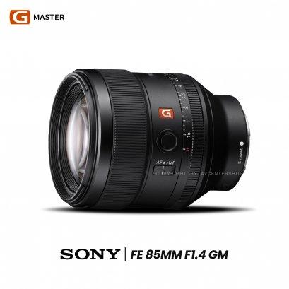 Sony Lens FE 85 mm. F1.4 GM