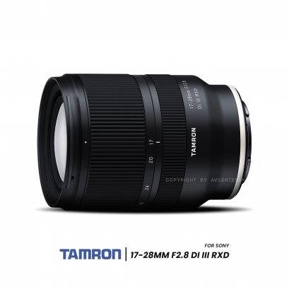 Tamron Lens 17-28 mm. F2.8 Di III RXD