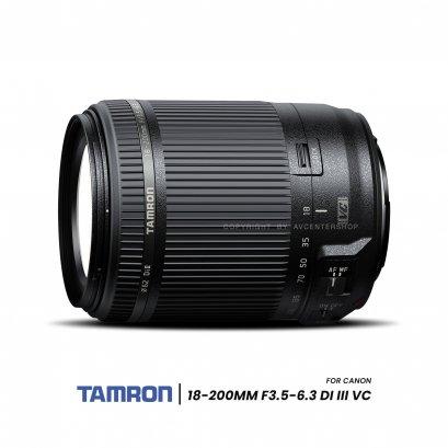 Tamron Lens 18-200mm f/3.5-6.3 Di III VC