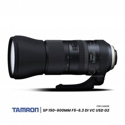 Tamron Lens 150-600mm f/5-6.3 Di VC USD G2