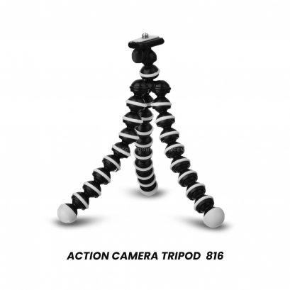 Action Camera TRIPOD รุ่น 816 ขาตั้งหนวดปลาหมึก 3 ขา