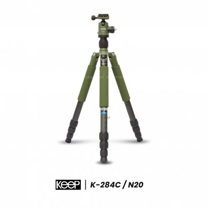 ขาตั้งกล้อง KEEP K - 284C / N20