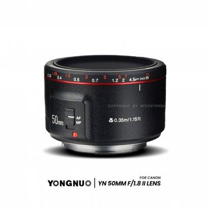 YONGNUO YN 50mm F/1.8 II (For Canon)