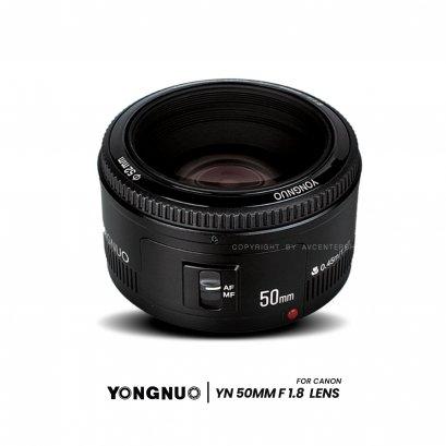 YONGNUO LENS YN-50 mm. f1.8