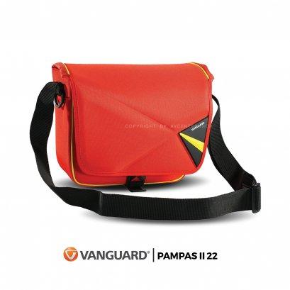 VANGUARD PAMPAS II กระเป๋าใส่กล้องขนาดเล็ก