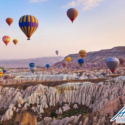 (บินภายใน 2 ขา) ทัวร์เอเชีย ตุรกี สุดพรีเมี่ยม 10 วัน 7คืน โดยสายการบิน เตอร์กิชแอร์ไลน์ (TK)