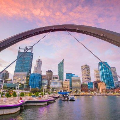 ทัวร์เอเชีย ออสเตรเลีย เพิร์ท 6วัน 4คืน บินตรงการบินไทย TG